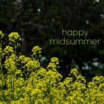 Happy Midsummer