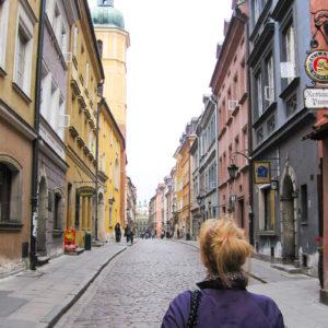 Travel Memories, Warsaw