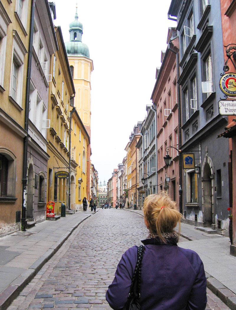 Travel Memories, Warsaw