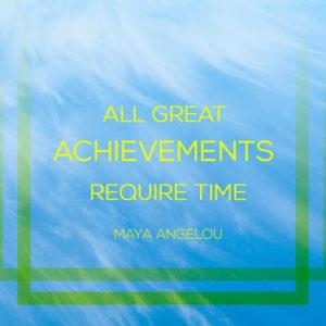 On achievements