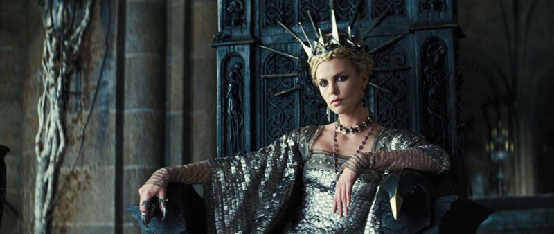 The best dressed evil queen