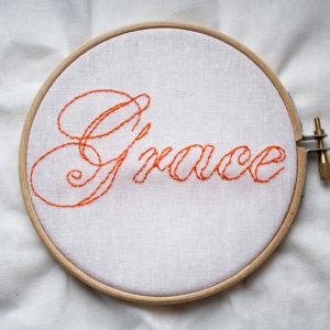 Stitch me a letter