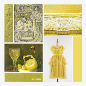 Mood Board Love – Antique Lemons