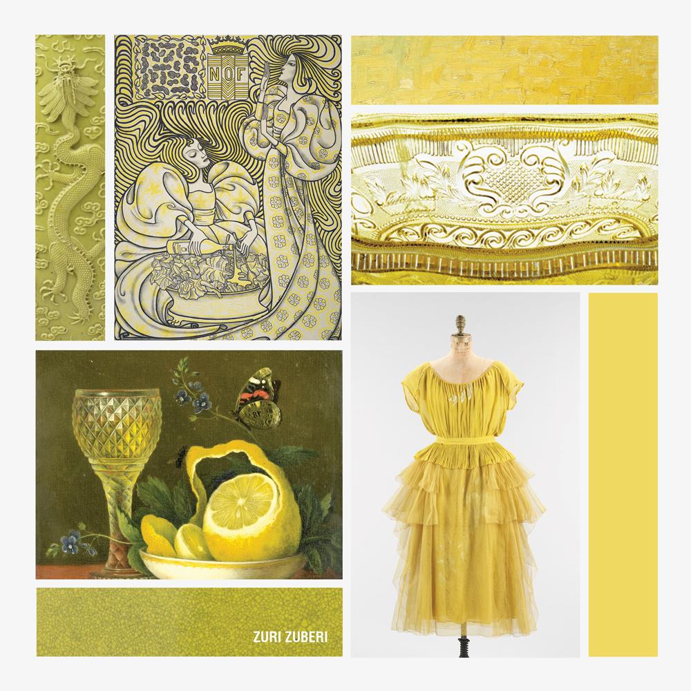 Mood Board Love – Antique Lemons