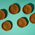 Short of genius – Crocheted cotton pads