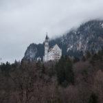The fairytale castle on the hill